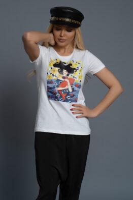 Тениска 8022