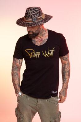 Тениска Philipp Wolf - 1