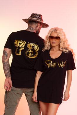 Тениска Philipp Wolf